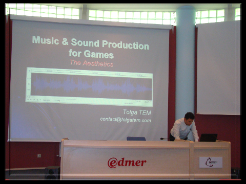 Music and Sound Production for Games